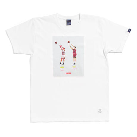 "【APPLEBUM】""Game6 93&97"" T-shirt"