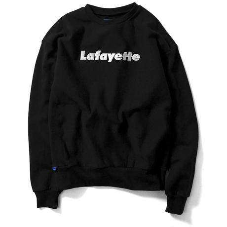 【Lafayette】Lafayette LOGO US COTTON CREW NECK SWEATSHIRT
