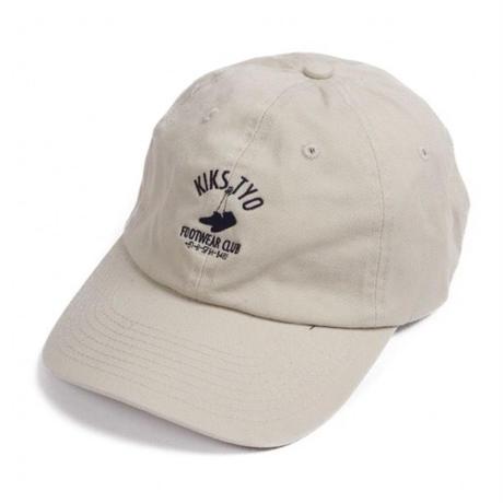 【KIKSTYO】FWC DAD HAT[BEIGA]