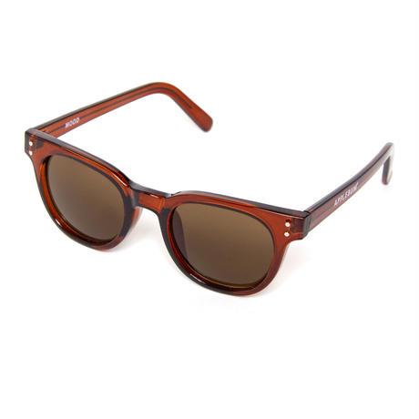 "【APPLEBUM】""MOOD"" Sunglasses [Brown]"