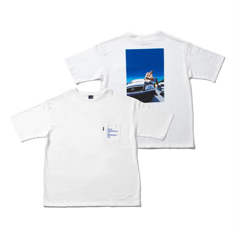 """Dead President"" Big Pocket T-shirt"