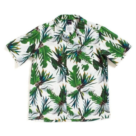 【APPLEBUM】Botanical Aloha Shirt