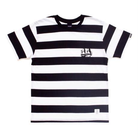 【APPLEBUM】Selfie Girls Border T-shirt