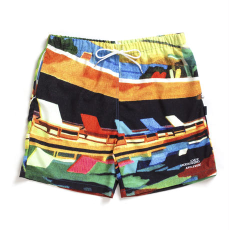 "【APPLEBUM】""Pool Party"" Board Shorts"