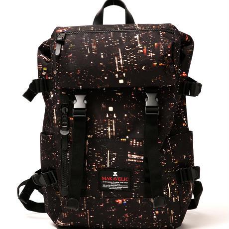 """【MAKAVELIC×APPLEBUM】 """"Babylon View"""" Backpack"""