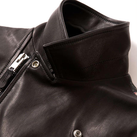 【APPLEBUM】Sampling Sports Leather Riders Jacket