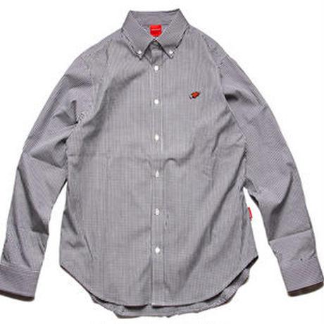 "【APPLEBUM】""HONENIKU"" B/D Gingham Check Shirt"