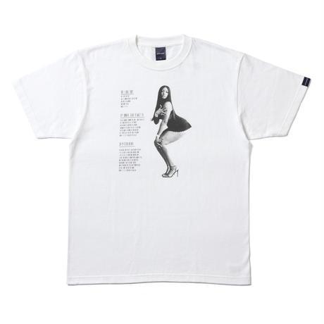 "【APPLEBUM】""Bonita Applebum"" T-shirt"