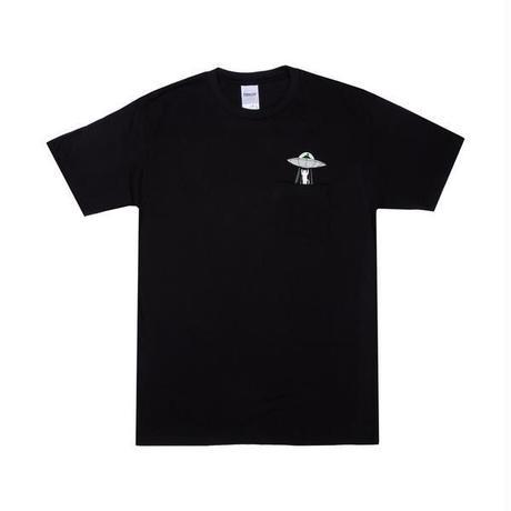 【RIPNDIP】PROBE TEE (BLACK)