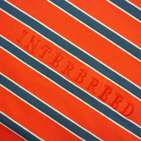 【INTERBREED】MULTI BORDER TEE