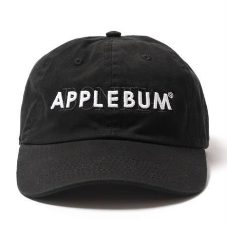 """【APPLEBUM】 """"BONITA APPLEBUM"""" Cotton Cap [Black]"""