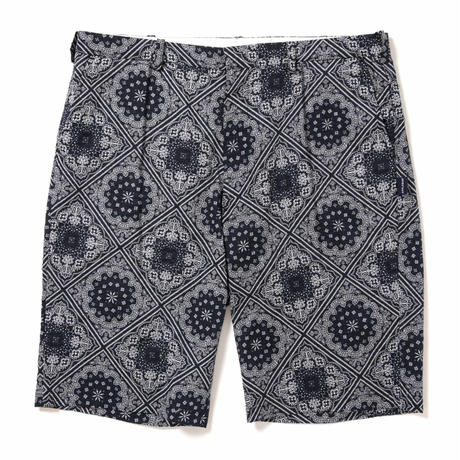 【APPLEBUM】Paisley Big Silhouette Short Pants