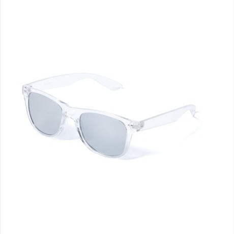【APPLEBUM】Clear Mirror Sunglasses [Clear]