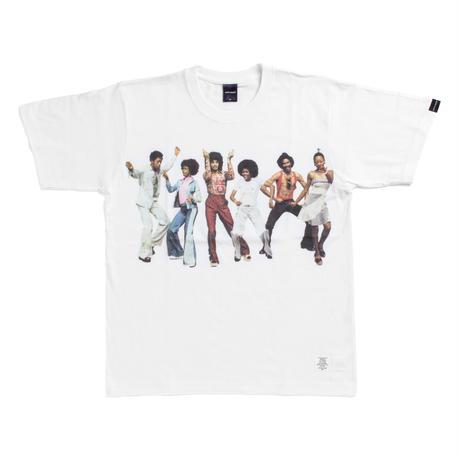 "【APPLEBUM】""Boogie"" T-shirt [White]"