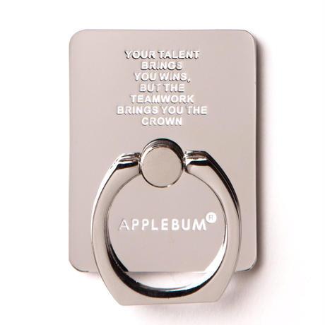 【APPLEBUM】Smart Phone Ring