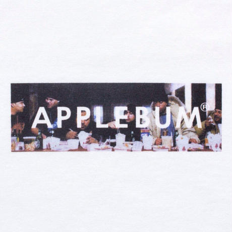 【APPLEBUM】Bronx Last Supper Box T-shirt