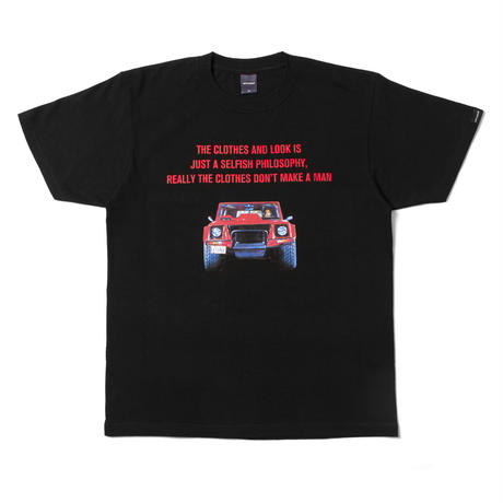 "【APPLEBUM】""Let's Ride"" T-shirt"