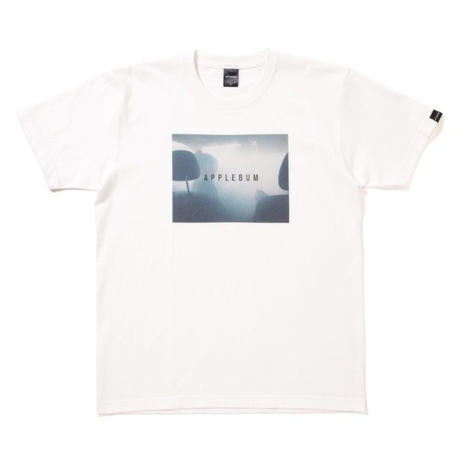 "【APPLEBUM】""Smoke Box"" T-shirt [White]"