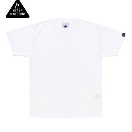 【APPLEBUM】Elite Performance Dry T-shirt[White]