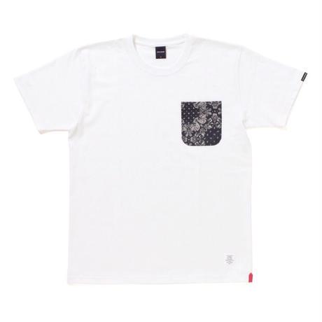 【APPLEBUM】 Ya Basta Paisley Pocket T-shirt