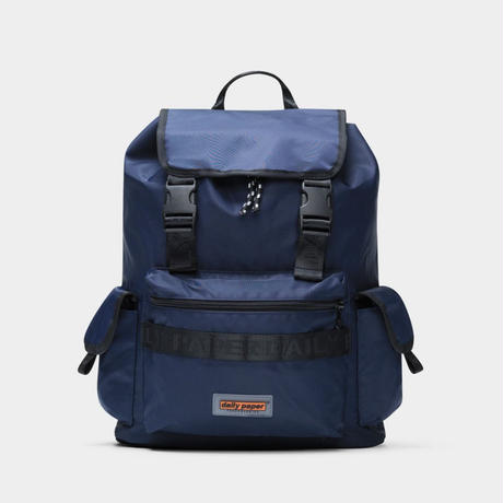 【dailypaper】Navy Fos Backpack