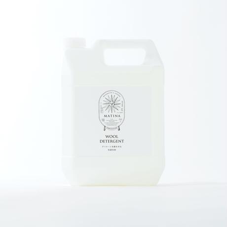 デリケート衣類を守る洗濯洗剤 大容量ボトル4000ml