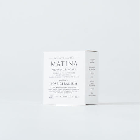 MATINAオリジナルソープ  (FACE-MOIST)  80gサイズ