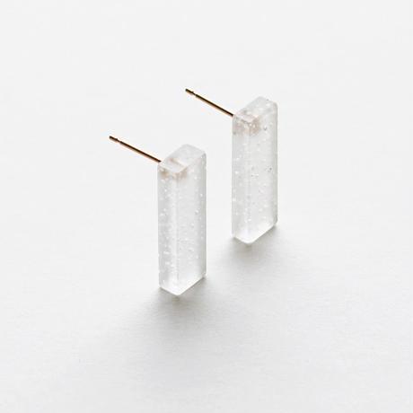 form - BLOCK short - earrings