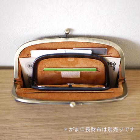 card&coin case / Navy / 限定パーツ使用