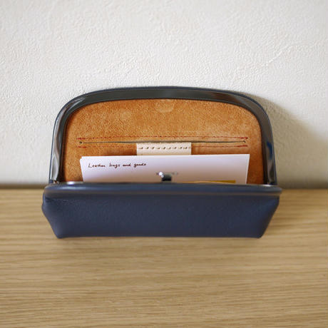 card&coin case / Navy