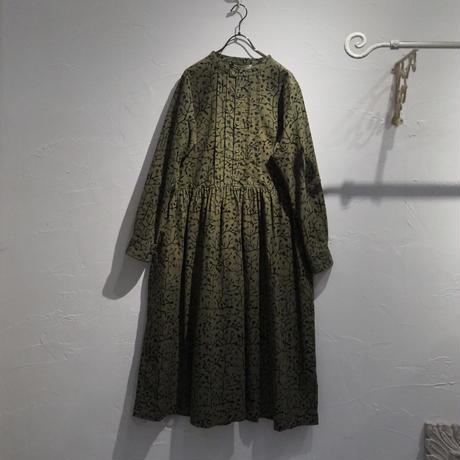 GRANDMA MAMA DAUGHTER / TSUTAKUSA ダブルネックワンピース / GE2132591