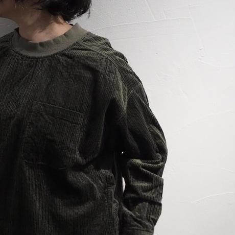TISSU / コーデュロイプルオーバーシャツ / TS213BL086