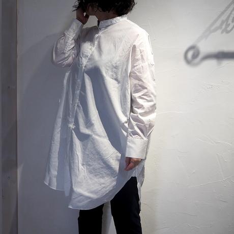 CAERULA / ブロードロングスタンドSH / 21AW-008