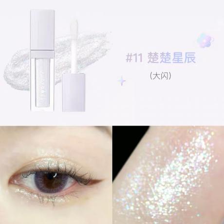 Judydoll × UniCornettoユニコーンシリーズ・リキッドアイシャドウ