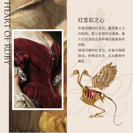 CROXX ZhiZhen4色アイシャドウ