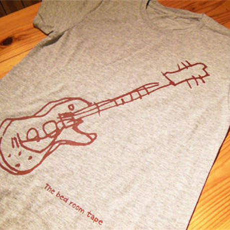 THE BED ROOM TAPE - THE BED ROOM TAPE GUITAR T-SHIRTS