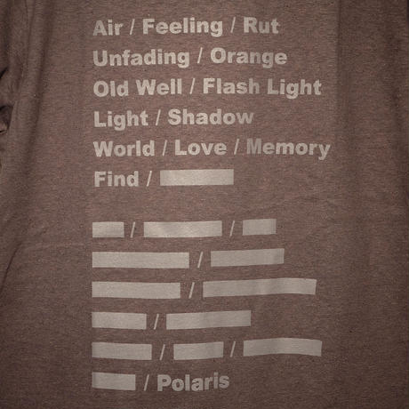Polaris - Light/Shadow T-shirts