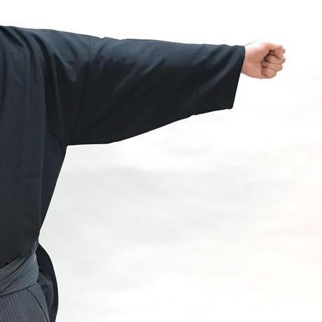 居合道着 テトロン 黒 Iaido-Gi Tetoron Black SIZE S