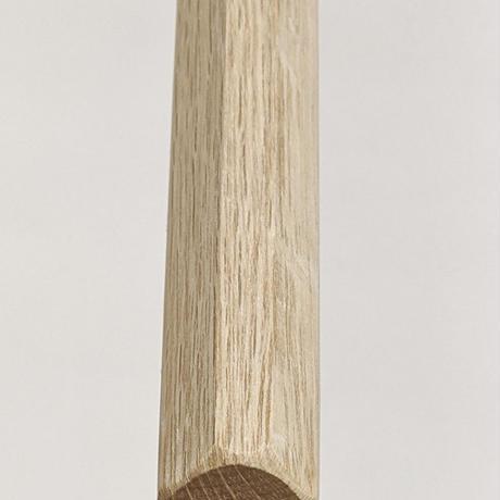 白樫岩間流木刀 Iwama-ryu Bokuto (White oak)