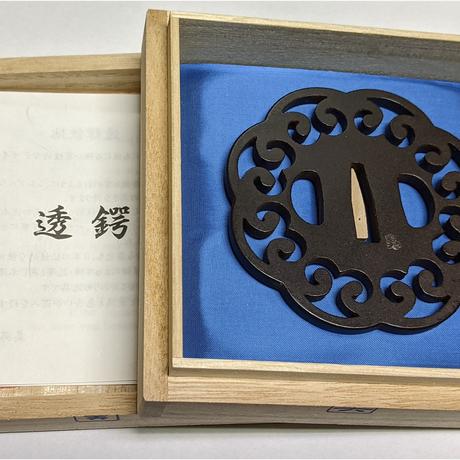 又七写し鍔 Matashichi-Utsushi Tsuba