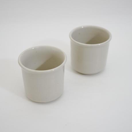 大浦裕記 白錫パテ容器(フリーカップ)