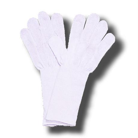 甲手下手袋5 本指・白