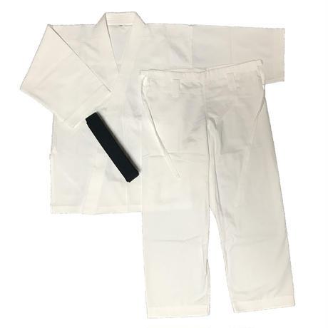 晒11号伝統空手衣 (11号帆布製) 6号