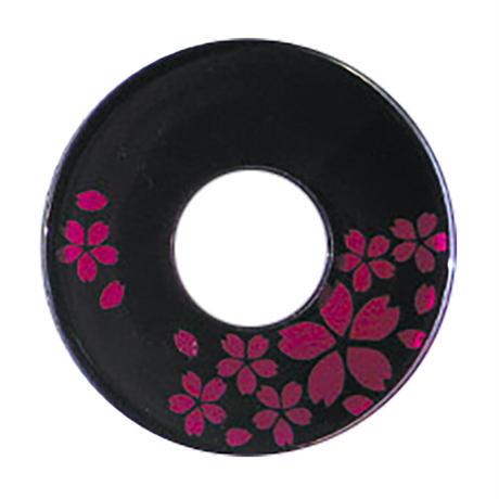 化粧ツバ 桜 ワイン色