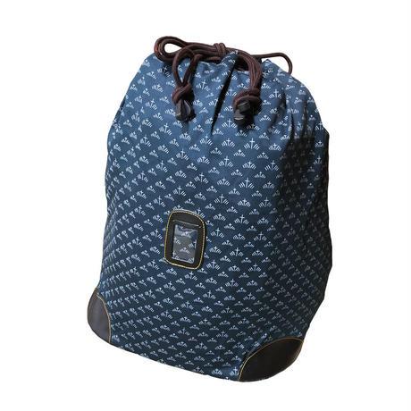 菖蒲の竹刀袋と防具袋