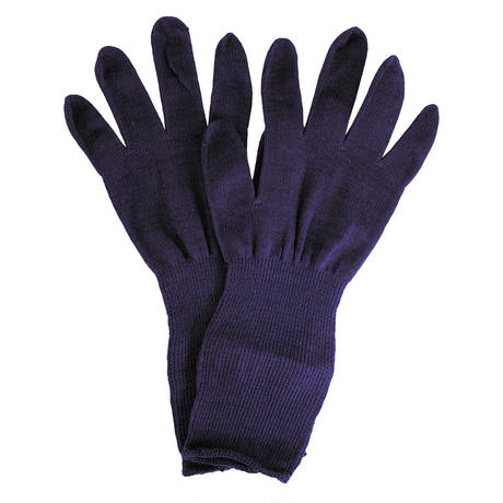 甲手下手袋5 本指・紺
