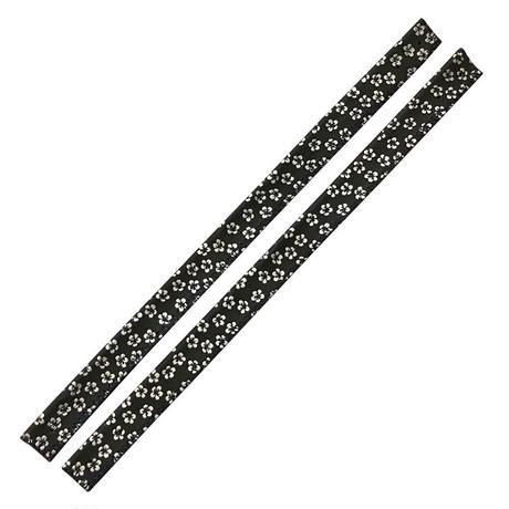 牛革型押面乳革(手縫い) 30㎝2本組