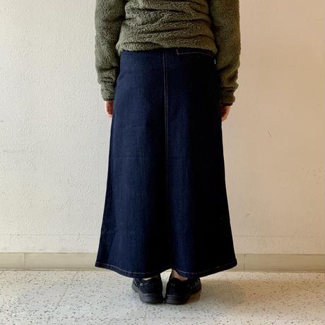 Gramicci (グラミチ)  / DENIM BAKER SKIRT (デニムベイカースカート)