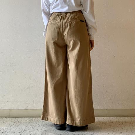 Gramicci (グラミチ)  / BAGGY PANTS ( バギーパンツ)