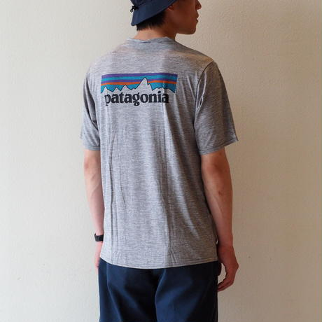 patagonia /メンズ・キャプリーン・クール・デイリー・グラフィック・シャツ